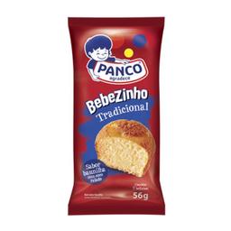Panco Bolo Bebezinho Baunilha C/2 Unid