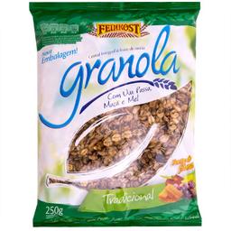 Leve 3 Und - Granola Tradicional Feinkost 250g