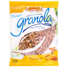 Leve 3 Und  Granola com Banana Feinkost 250g