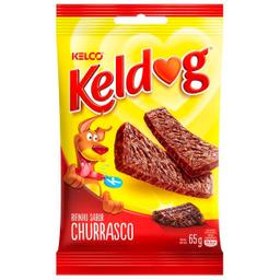 Leve 6 Bifinho de Churrasco Keldog 65g