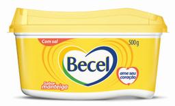 Leve 3 Und - Margarina Becel Muito Sabor Amanteigado C Sal 500 g