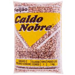 Feijao Carioca Caldo Nobre Tip1 1Kg