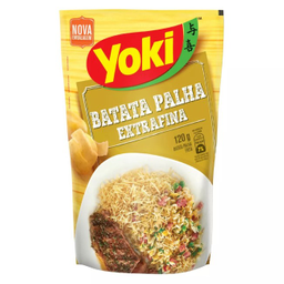 Batata Palha Extra Fina Yoki 120g