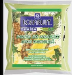 Icefruit Polpa Fruta Abacaxi E Hortela