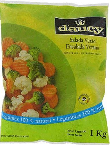 Daucy Salada Verao