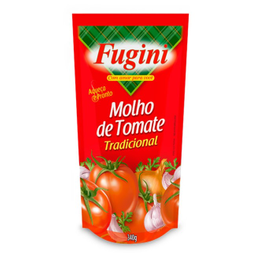 Leve 3 Und - Molho de Tomate Fugini Sachê 340g