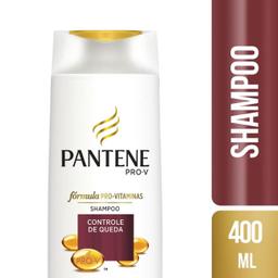 Leve 3 Und - Shampoo Controle de Queda Pantene 400ml