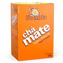 Leve 3 Und - Cha Mate Prenda Natural Cxa 250G
