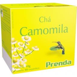 Leve 20 Und - Cha Prenda Camomila Cxa 10G C/10