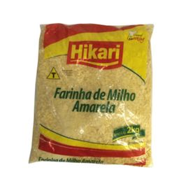 Hikari Farinha de Milho