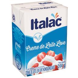 Leve 3 Und - Creme de Leite Italac 200g