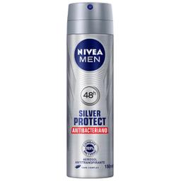 Desodorante Aerosol Silver Protect Nivea 150ml