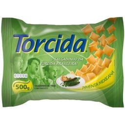 Salgadinho Lucky Torc 500G Pimenta Mexican