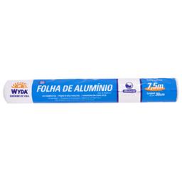 Leve 3 Und - Papel Alumínio Wyda 30X7,5Cm