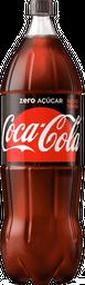 Refrig Coca Cola Zero Pet 2,5L