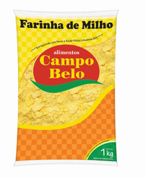 Campo Belo Farinha Milho Pct