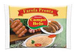 Campo Belo Farofa Mandioca Pct Pronta