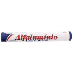 Leve 3 Und - Papel Alumínio Alfalumínio 30X4Cm