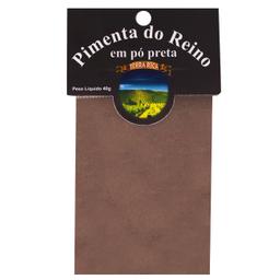 Leve 3 Und - Pimenta Preta em Pó Terra Rica 40g