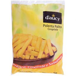 Leve 3 Und - Polenta em Palito Congelada Daucy 1kg