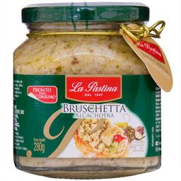 Leve 3 Und - Bruschetta de Alcachofra La Pastina Vidro 280g