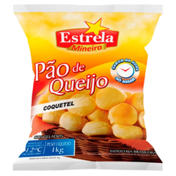 Pao De Queijo Estrela Trad 1Kg
