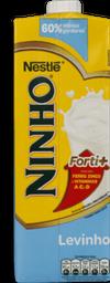 Leite Longa Vida Semidesnatado Ninho Nestle 1L
