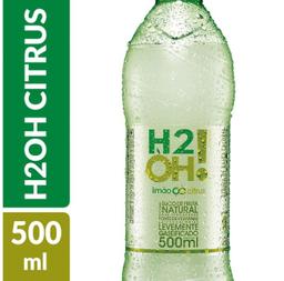 Leve 4 Und - Refrigerante Citrus H2Oh! Pet 500ml