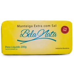 Leve 3 Und  Manteiga Bela Nata Tab 200G C/Sal