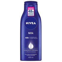 Loção Hidratante Milk Nivea 400ml