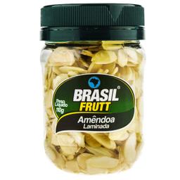 Frutt Oro Amêndoa Brasil Frutt Laminada Pote