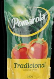 Leve 3 Und - Molho de Tomate Tradicional Pomarola Sachê 340g
