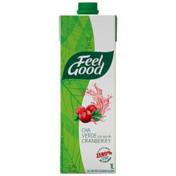 Leve 3 Und - Chá Verde Sabor Cranberry Feel Good 1 Litro