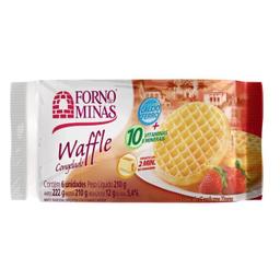 Leve 3 Und - Waffle Tradicional Forno de Minas 210g