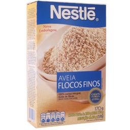Leve 3 Und - Aveia em Flocos Finos Nestlé 170g