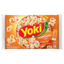 Leve 3 Milho de Pipoca Temperado Popcorn Toque de Chef 100g