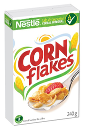 Leve 3 Und  Cereal Corn Flakes Nestlé 240g