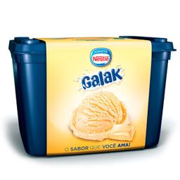 Sorvete Galak Nestlé 1,5 Litro