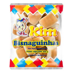 Leve 3 Und - Bisnaguinha Kim 300G