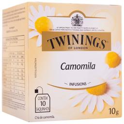 Leve 3 Und - Chá Inglês de Camomila Twinings 10g com 10 unidades