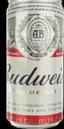 Leve 8 Und - Cerveja Budweiser Lata 269ml