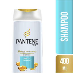 Leve 3 Und - Shampoo Pantene Brilho Extremo 400ml