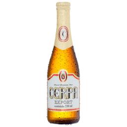 Leve 3 Und - Cerveja Cerpa Export Garrafa 350ml