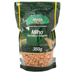 Leve 10 Und - Milho Torrado Salgado Natural Brasil Frutt 350g