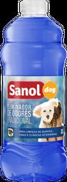 Leve 6 Eliminador Odores Sanol Dog 2Lt Tradicional