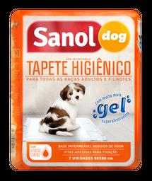 Leve 10 Und - Tapete Higienico Dog C/7