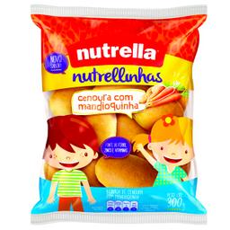 Bisnaguinha Cen C Mandioquinha 300G Nut
