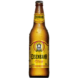 Leve 6 Cerveja Pilsen Eisenbahn 600ml