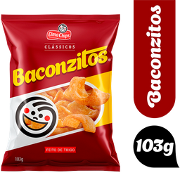 Baconzitos Elma Chips