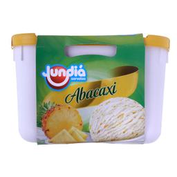 Leve 2 Und - Sorvete Jundia 2L Abacaxi